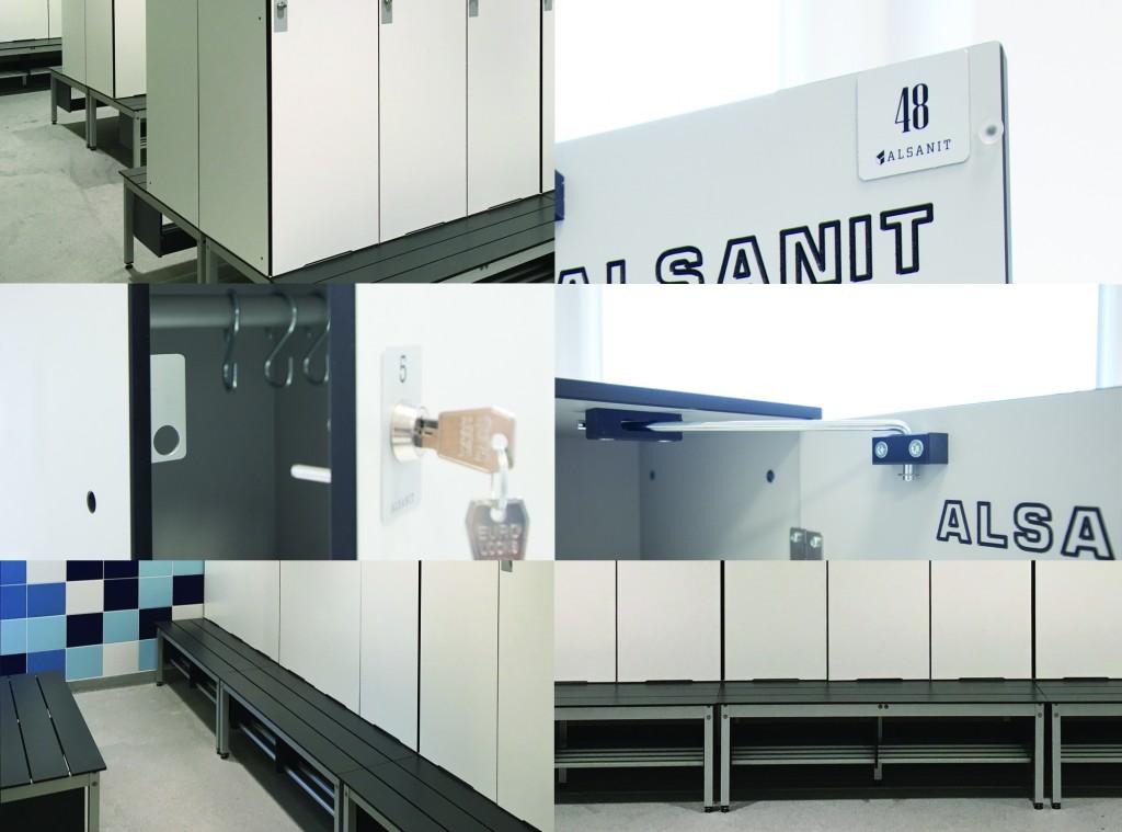 Innowacje w konstrukcji szaf Alsanit